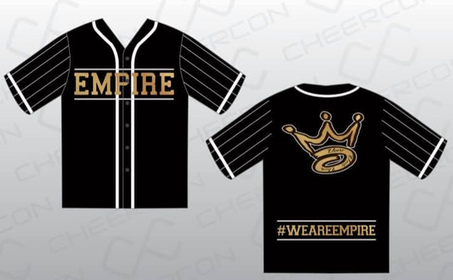 Empire Baseball Jersey