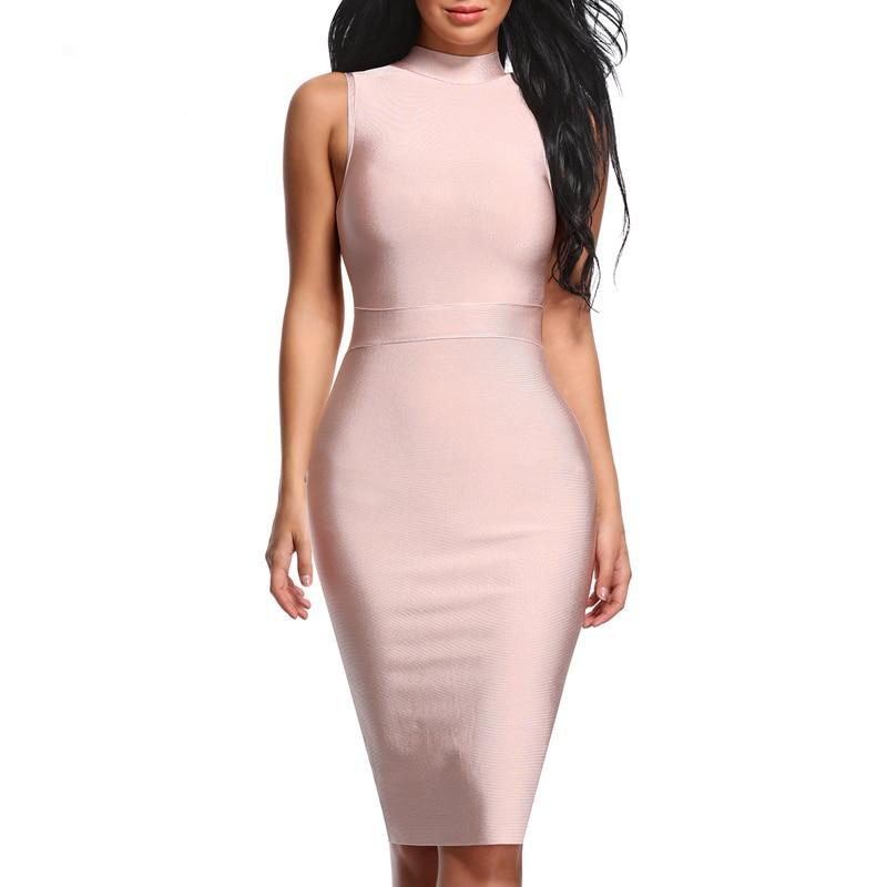 Bandage Party Summer Dress