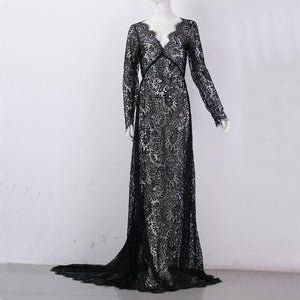 Women Elegant  Long Dress - Passionofcreation
