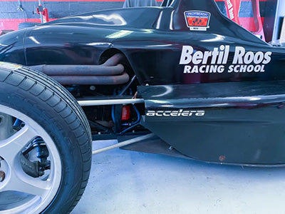 Official Tire Supplier of Bertil Roos Racing School
