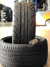 The Difference Between an UHP and a R-Compound Tire