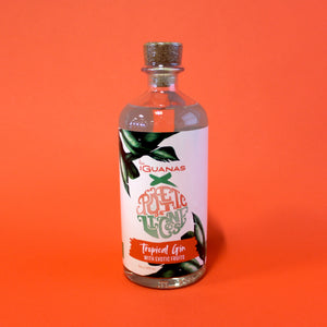 Las Iguanas x Poetic License Tropical Gin