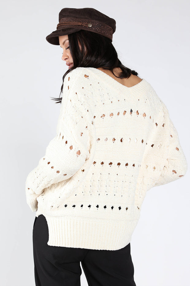 The Katherine Sweater