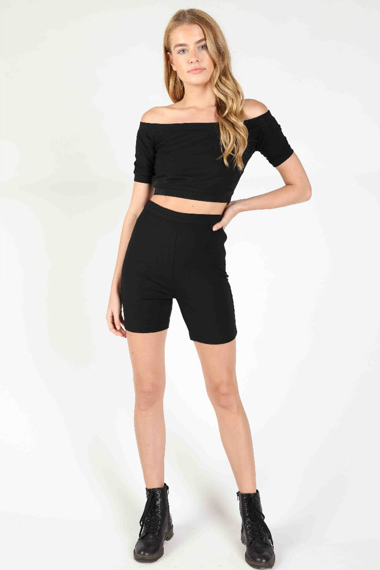 The Lexie Biker Short