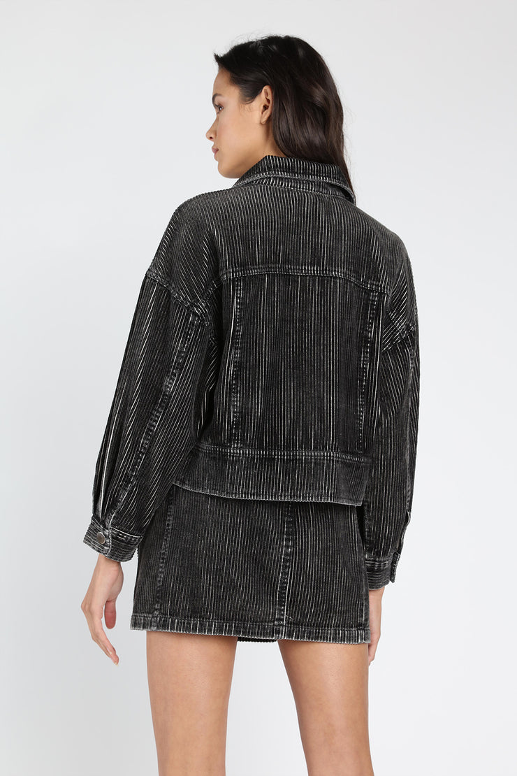 The Rebel Moto Jacket