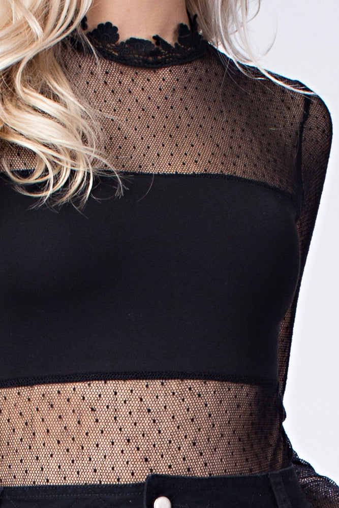 The Shaline Bodysuit