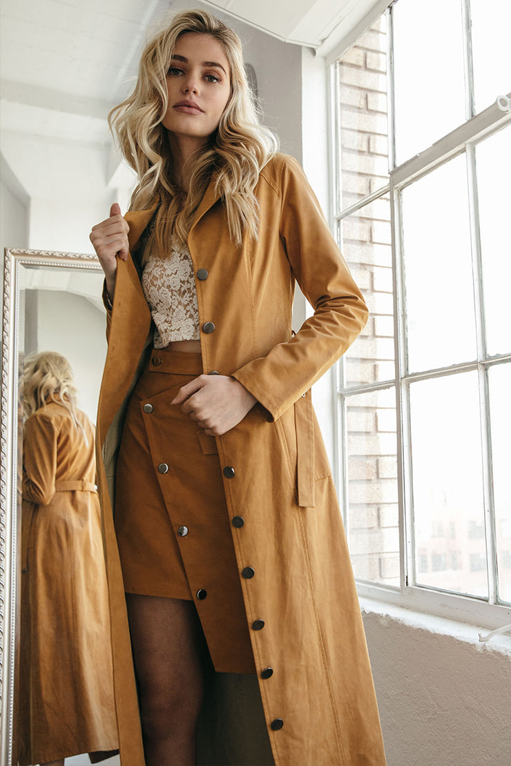 The Cleo Trench