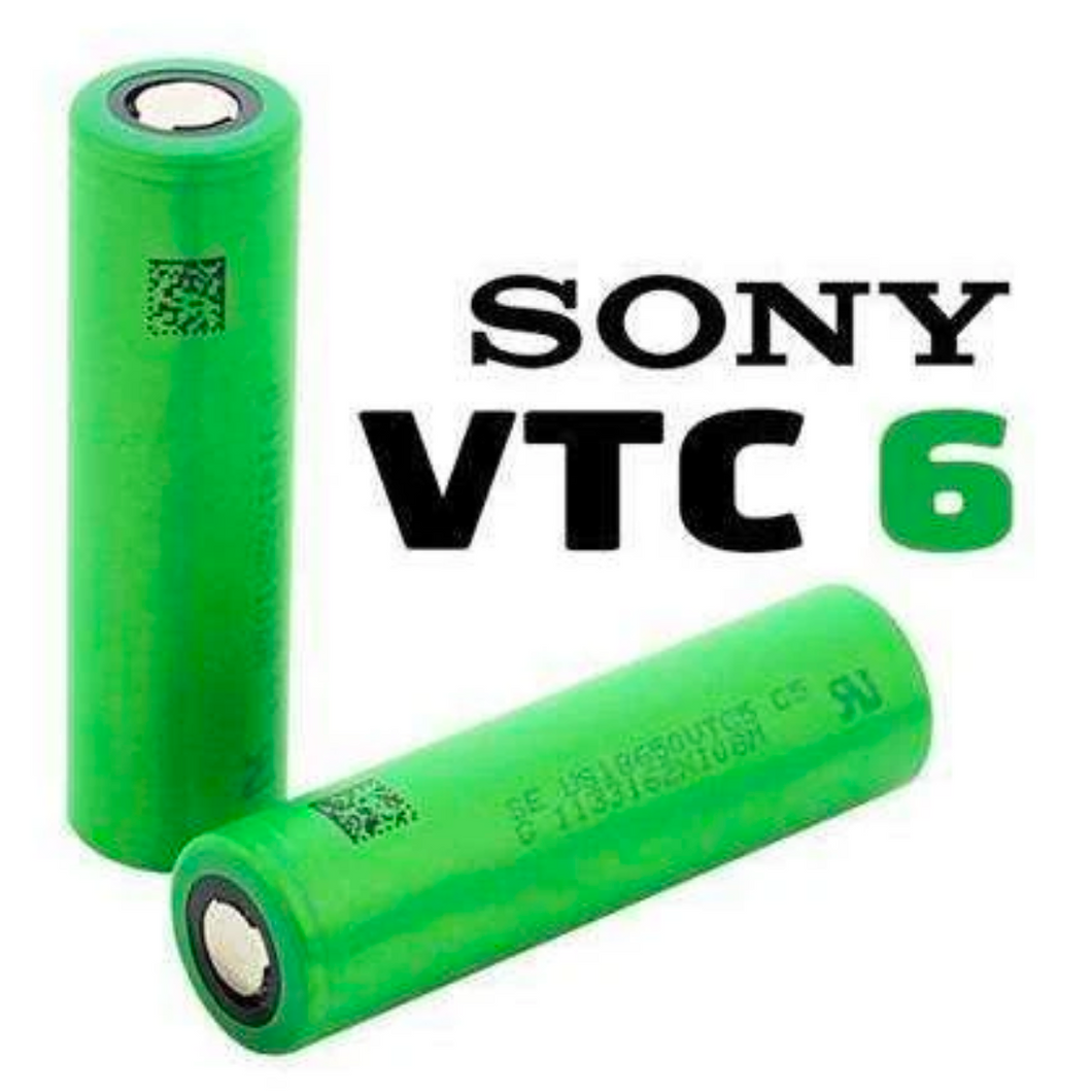 Sony VTC6 18650 3000mAh Battery - Home Vapers