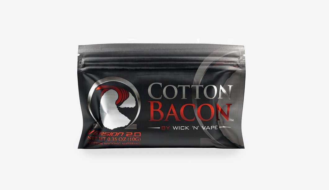 Cotton Bacon V2 by Wick 'N' Vape - Home Vapers