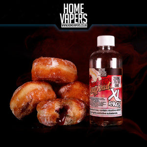 Strawberry Doughnut XL - 250ml By Home Vapers - Home Vapers