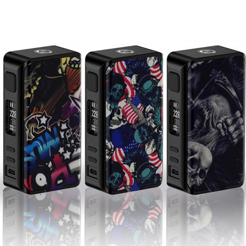 Manto Pro 228W Mod By Rincoe - Home Vapers