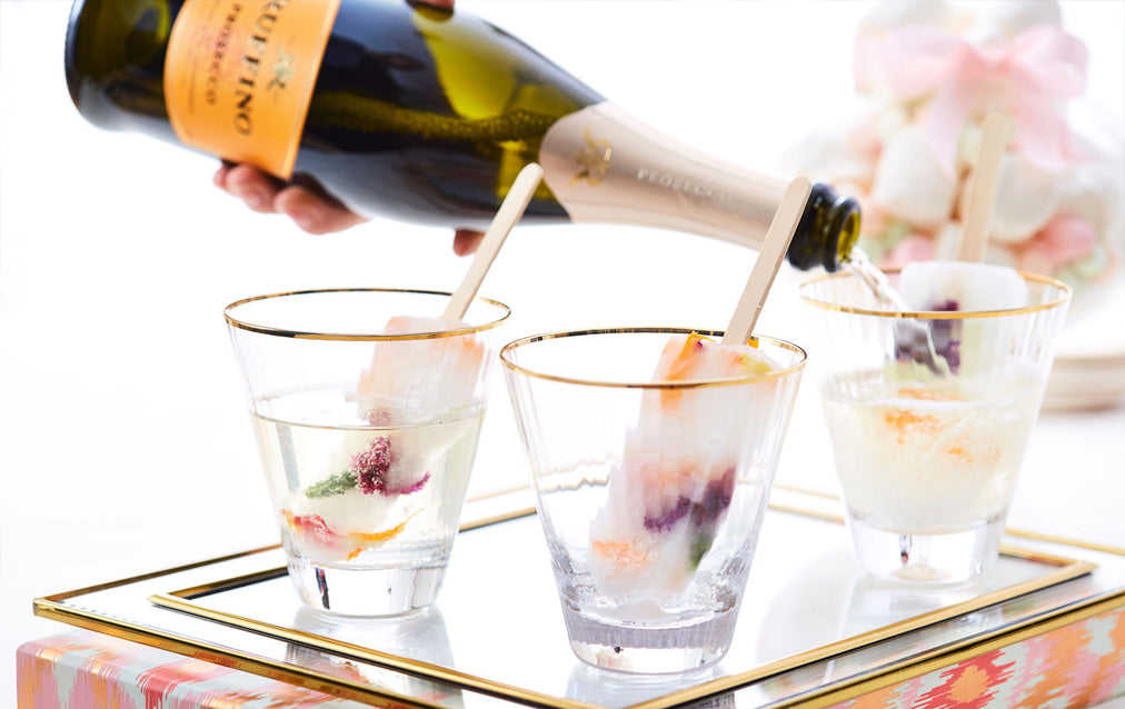 Prosecco with popsicles - Happy Pops image