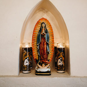 CALIDAD PRAYER CANDLE