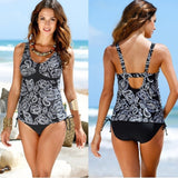2017 Fashion Women Colorful Push Up Sexy Bikinis Two Pieces Bathing Suit S-5XL