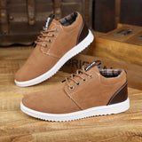 2018 spring men's casual shoes men's shoes British fashion shoes breathable business lace soft sole student shoes
