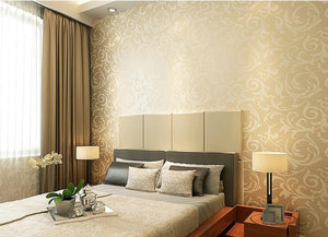 Italian 3D  Wallpaper For Bedroom