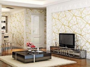Modern simple living room wallpaper