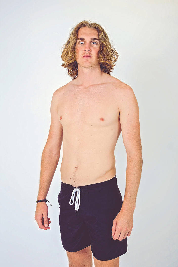 MENS BOARDIES - SALT LICK BLACK BOARDIES