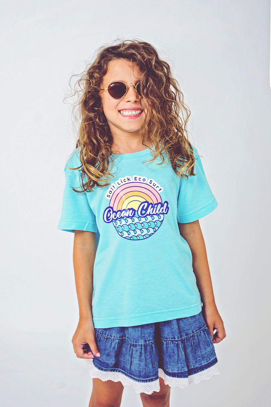 Kiddies unisex tee's