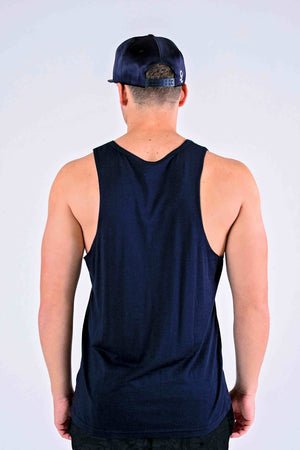 MENS RAW VEST - PINEAPPLE POCKET