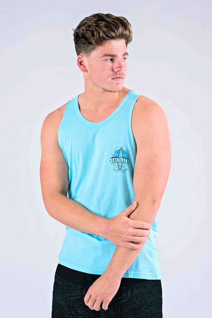 MENS RAW VEST - SALT LICK SURFBOARD