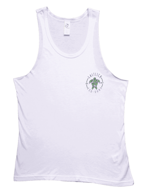 MENS RAW VEST - SALT LICK ECO POCKET TURTLE