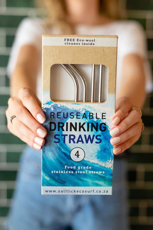 Food Grade Stainless Steel Straws