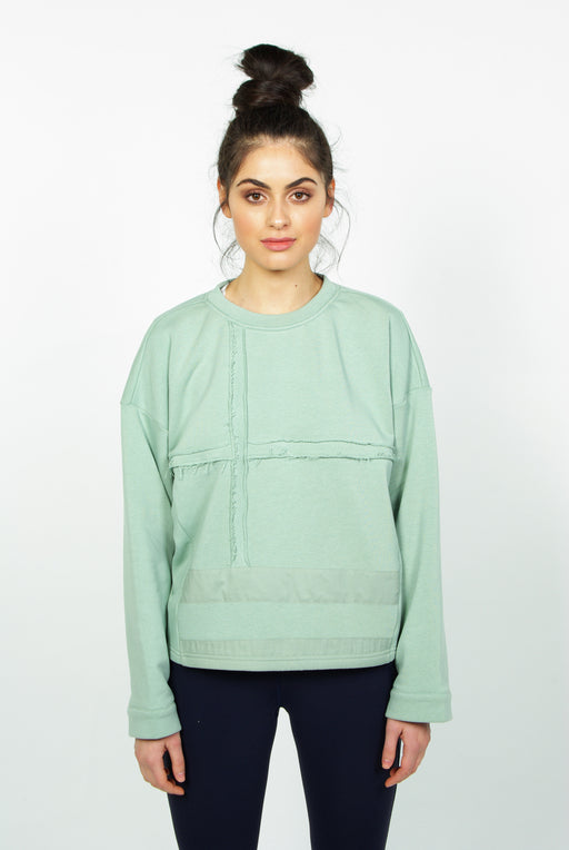 THE HANGOUT SWEATSHIRT