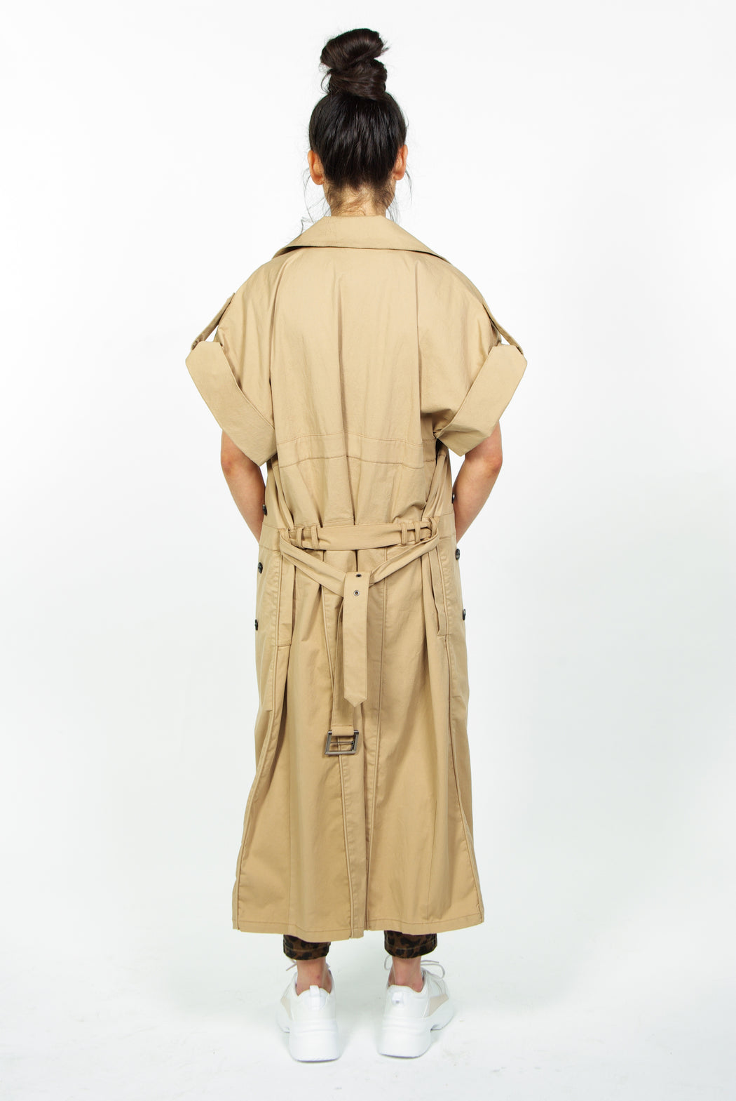 THE ONE S/S TRENCH