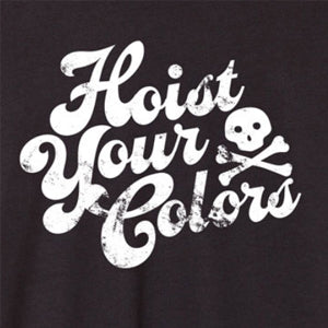 Vintage Jersey Crew T-Shirt - Hoist Your Colors