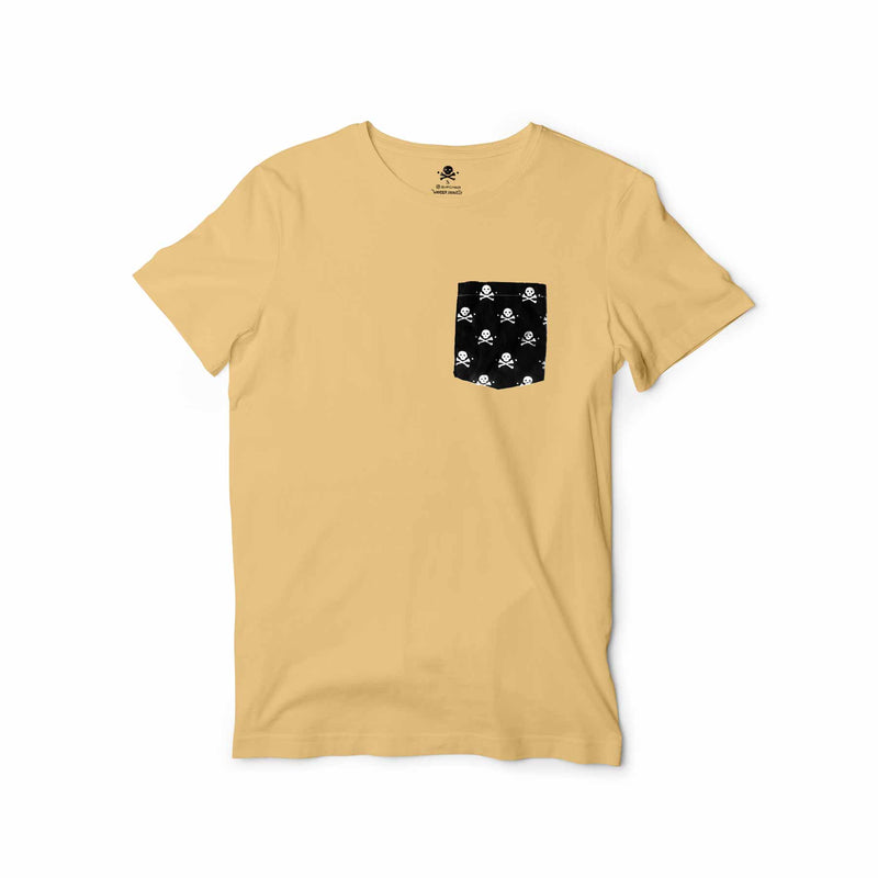 Pockets With Purpose - Pineapple Pocket Tee
