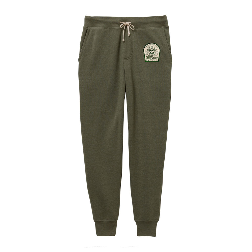 Men's Fleece Jogger - Grand Explorers Club