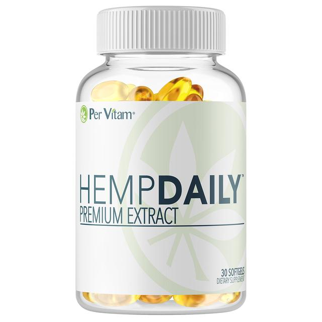 Hemp Daily® 20x More Bioavailable