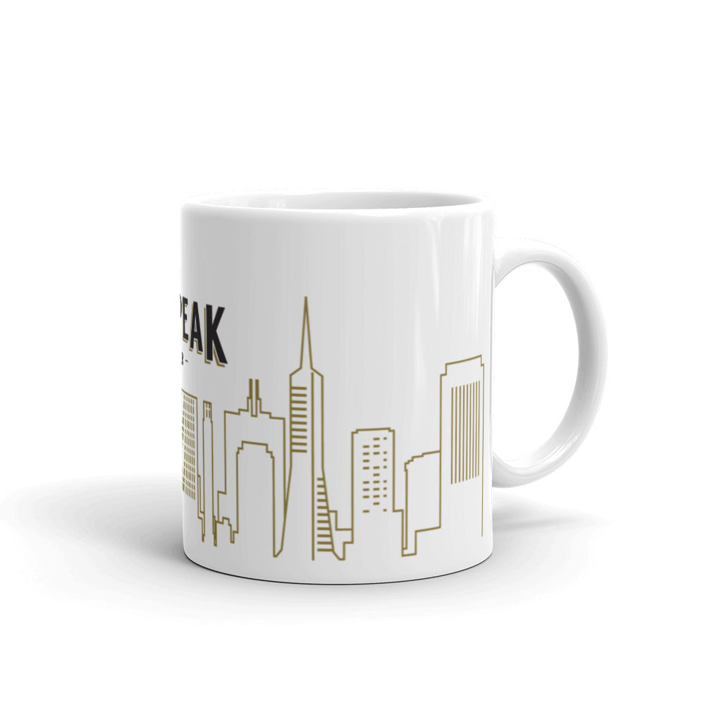 GP Skyline Icon Mug
