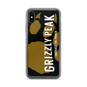 GP Big Icon & Paw iPhone Case