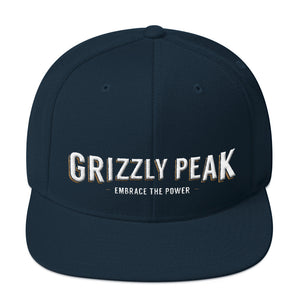 GP Wide Icon Snapback Hat
