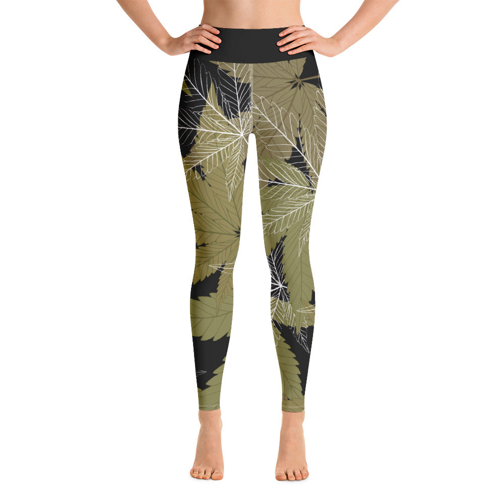 GP Flores Yoga Leggings