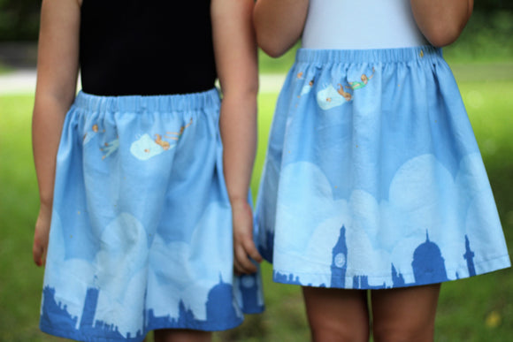 Peter Pan Bubble Skirt