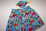 Frida Skirt + Mask Set
