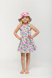 Flamingo Reversible Dress