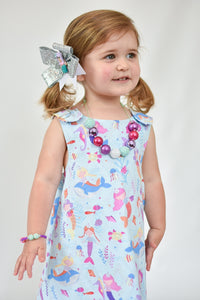 Mermaid Reversible Dress