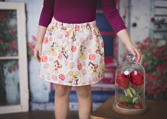 Bubble Skirt - Belle Roses