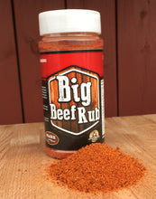 Prairie Smoke and Spice Big Beef Rub 400 g/14 oz.