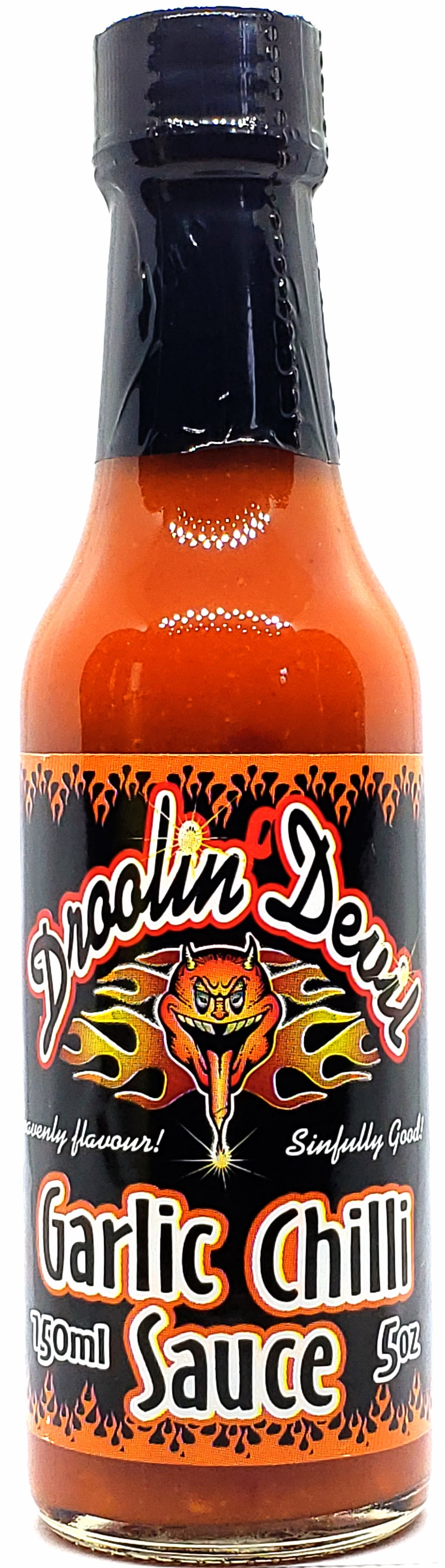 Droolin' Devil Garlic Chili Sauce