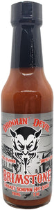 Droolin' Devil Brimstone Scorpion Hot Sauce