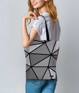 3D Illusion Basic Tote Bag