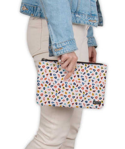 Abstract Bubbles Carry All Pouch - Roucy