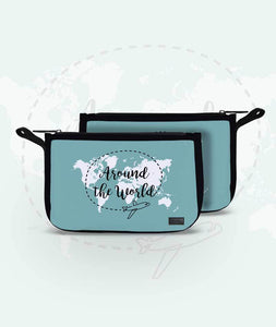 All Over Travel Pouch - Roucy