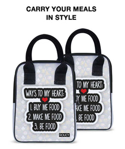 Be Food Trapeze Lunch Bag - Roucy