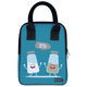 Bff Trapeze Lunch Bag - Roucy